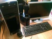 PC without operating system.