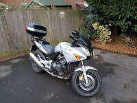 Honda CBF600 ABS - A2 Licence ready - With Givi topbox + heated Grips