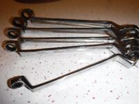 Blue point spanners