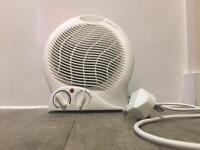Fan Heater 2kW with Thermostat