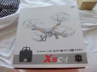 White Drone X5sc-1