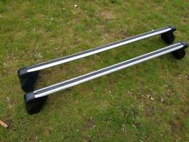 Ford S-Max panorama glass roof bars