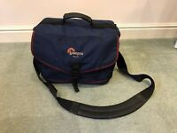 Lowepro SLR camera bag