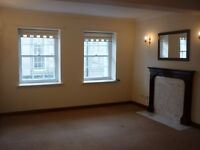 2 BEDROOM MAISONETTE FLAT, CENTRAL JEDBURGH. NEW CENTRAL HEATING