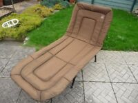 CHUBB SPECIALIST BED CHAIR