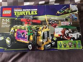 Lego Turtles 79104 shellraiser