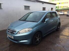 Very reliable, 07 plate Honda frv, 1.7 6 seater, new mot, low mileage.