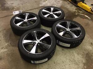 "17"" FAST Blaster Wheels 5x114.3 and Sailun All Season Tires 225/45ZR17 (HONDA, ACURA)"