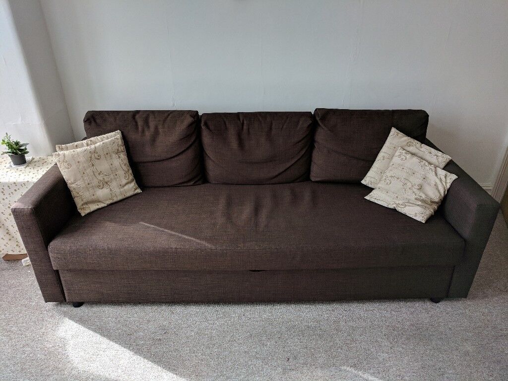 Ikea Sofa Bed And Bedside Tables With Drawers In Richmond London