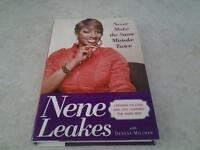 """NEW"" NENE LEAKES NOVEL"