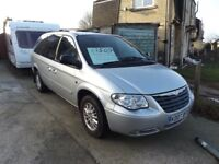 CHRYSLER GRAND VOYAGER AUTOMATIC 2.8 CRDI 2007 (STOW AND GO)