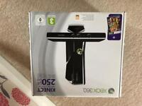 250GB Xbox 360 Kinect