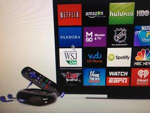 ROKU 2 INCLUDES 30 DAY OF FREE TV, SPORTS, MOVIES & MUCH MORE!