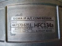 Audi vw seat skoda a/c air conditioning compressor