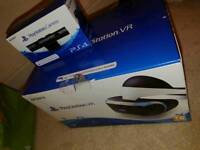 PSVR Almost New With Camera