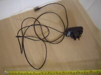 SONY ERICSSON UK STANDARD PHONE CHARGER TRAVEL ADAPTER POWER CABLE CST-13 in great condition