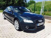 AUDI A5 1.8 T FSI SPORT COUPE GREY 2008