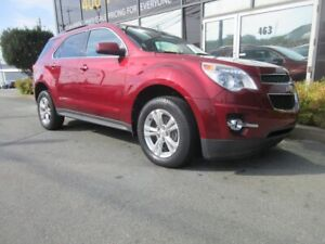 2012 Chevrolet Equinox LT AWD W/ ALLOYS HEATED SEATS BACK UP CAM