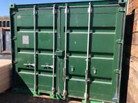 10Ft Wide x 8Ft Storage/Shipping Container ***VERY RARE***