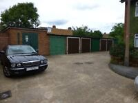 LOCKUP GARAGES TO RENT IN LEYTON, E10 6HY
