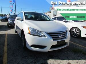 2015 Nissan Sentra 1.8 S * ONE OWNER * BLUETOOTH