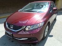 2013 Honda Civic LX (SUMMER SALE IS ON)