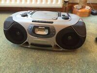 Philips AZ12012 Portable Stereo