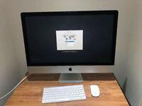 Apple iMac 27inch Late-2012 3.2GHz i5 Quad Core 8GB RAM 1TB HDD GTX675MX