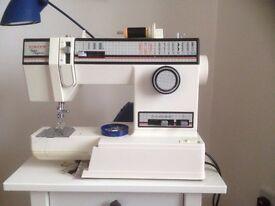 "Sewing Machine; Singer Electric ""Super Elegance"" £100 ono"