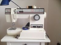 "Sewing Machine; Singer Electric ""Super Elegance"" £100 ono"