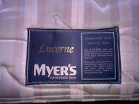L@@K: MYER'S LUCERNE 3FT STORAGE DIVAN SET FOR SALE. COULD DELIVER.