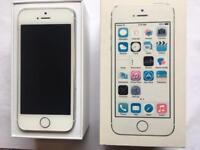 Apple iPhone 5s - Silver - 16GB -Unlocked