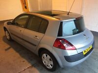 Renault Megane 1.4 expression. Full mot. Immaculate. Low miles.