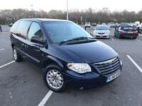 2006 Chrysler Voyager 2.0 diesel. Only 85k mileage. 7 seater