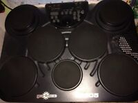 Gear4Music DD305 Portable Electronic Drum Pads