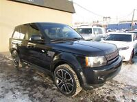 2012 Land Rover Range Rover Sport Supercharged NAVIGATION AWD