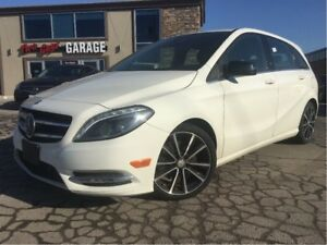 2014 Mercedes-Benz B-Class Sports Tourer LEATHER SPORTS PACKAGE