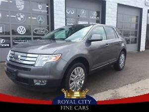 2010 Ford Edge limited NavigationAWD 20 inch chromes panaramic s