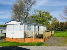 ABI Focus in countryside location at Smytham Holiday Park, North Devon