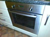 Electrolux Electric Single Oven (EOB5630X) - Stainless Steel - not working, so for repair or parts