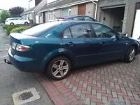 Mazda 6 TS2 - Absolute Bargain - Reduced to £750.00 - No offers