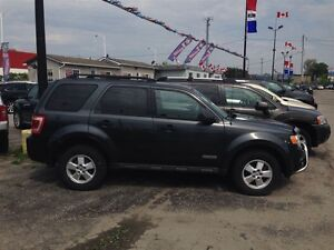 2008 Ford Escape XLT * POWER ROOF * LEATHER London Ontario image 13