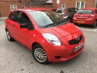 2006 TOYOTA YARIS 1.0 PETROL FSH FULLY SERVICED