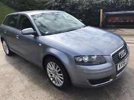 AUDI A3 1.9 DIESEL ( 2007 years ) very good condition