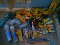Job lot tools and materials