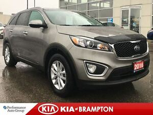 2016 Kia Sorento LX PLUS NAVIGATION FREE WINTERS/RIMS ONLY 5201