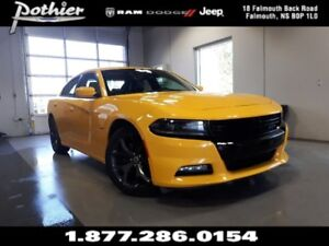 2017 Dodge Charger R/T | LEATHER | SUNROOF | UCONNECT |