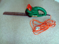 Black and Decker electric hedge cutters