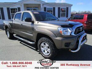 2013 Toyota Tacoma SR5 V6 $305.39 BIWEEKLY!!!