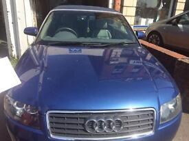Audi A4 3L V6